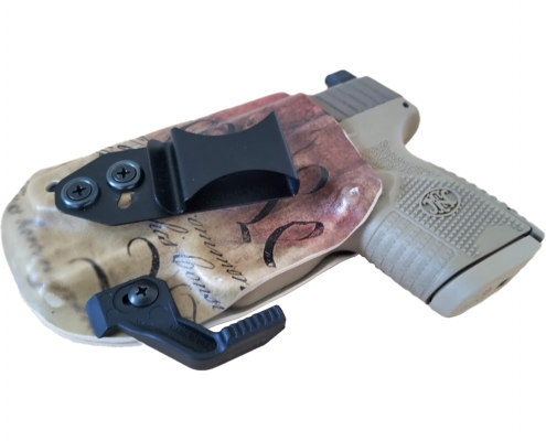 FN 509 Holster Front